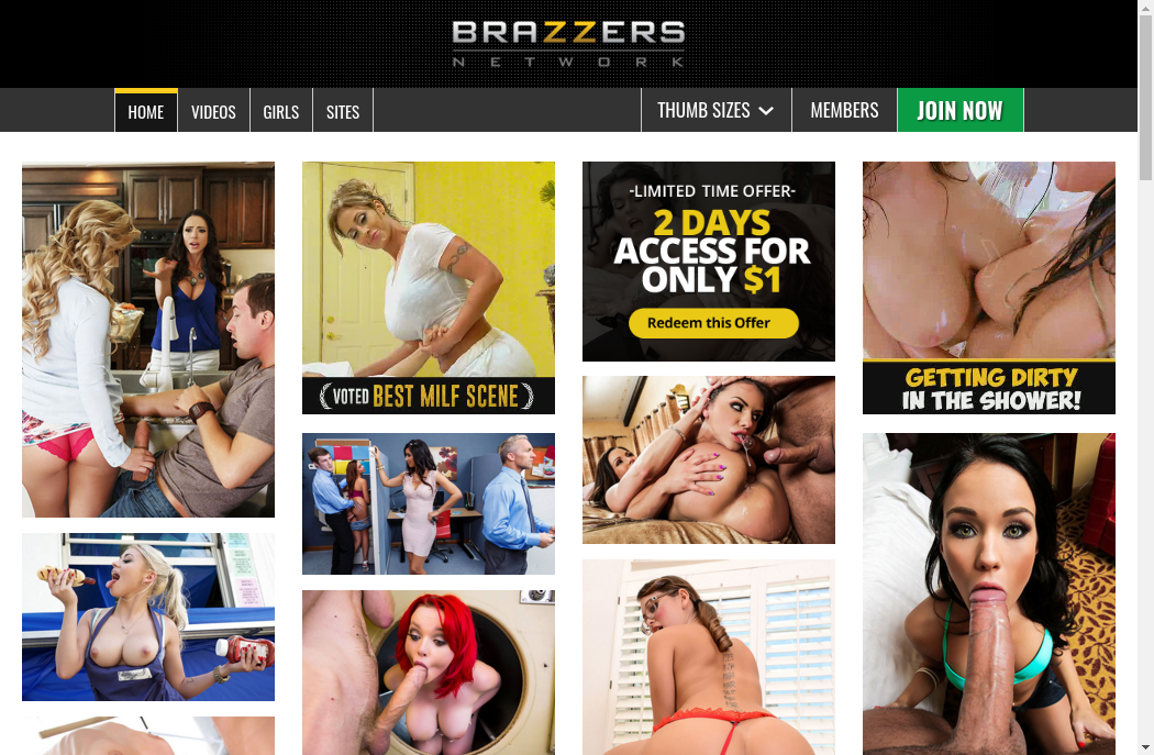 brazzers network free porn